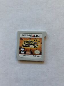 Pokémon Ultra Sun (3DS, 2017) Cartridge Only