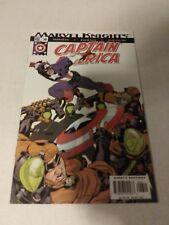 Captain America #27 (Aug 2004 Marvel) August 2004