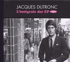 JACQUES DUTRONC - L'INTEGRALE DES EP VOGUE NEW CD