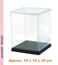 Hobby Base Premium Parts Collection Model Cover Square Small Figure Display Case