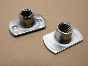Ecrou a souder M6 acier INOX A2 d19/h7.5 Art.9060