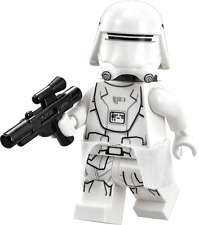LEGO STAR WARS 75100 MINIFIGURE FIRST ORDER SNOWTROOPER KAMA SNOW TROOPER Gun