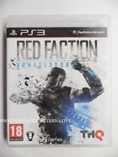 jeu RED FACTION ARMAGEDDON sur PS3 playstation 3 en francais game spiel juego