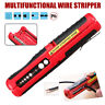 Coaxial Cable Wire Stripping Pen Cutter Stripper Hand Cable Pliers Tool 125MM