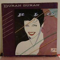 """Duran Duran Rio 12"""" Vinyl LP Album G+/G+ EMI – EMC 3411"""