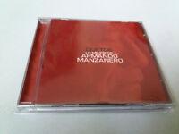 """ARMANDO MANZANERO """"DUETOS LO MEJOR DE ARMANDO MANZANERO"""" CD 12 TRACKS COMO NUEVO"""
