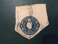 #288 Union of South Africa part of postal pack used