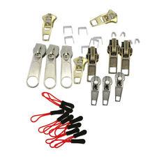 32Pcs Universal Zipper Fix Zip Slider Rescue Instant Repair Kit Replacement