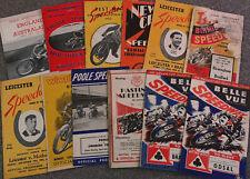 More details for vintage speedway programmes 1950s