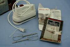 VINTAGE KITCHENAID ULTRA POWER PLUS MIXER model: KHM5TBWH-1
