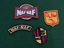 Lot écusson patch NAF NAF  licence officiel