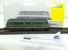 TRIX 22337 .1 NMBS SNCB GT 201.011 DIGITAAL geluid Speciaal !! EXPO reeks leds