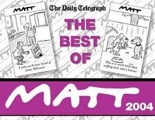 Best of Matt 2004 by Matthew Pritchett, Good Book (Paperback) Fast & FREE Delive