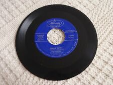 THE QUEEN HONKY TONKY/SOMEWHERE ALONG THE LINE MERCURY 71389 BLUE LABEL
