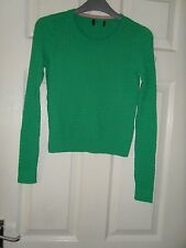 Topshop Nylon Long Sleeve Women's Jumpers & Cardigans