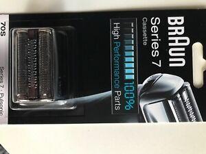 tete de rasoir Braun serie 7