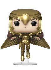 Funko Pop! Heroes Wonder Woman #324 Ww84 Gold New!