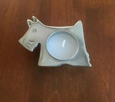 Scottish Terrier Scottie Tealight Candle Holder