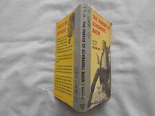 -THE PARSON OF GUNBARREL BASIN-1956-POCKET BOOK-THE COMPLETE BOOK-WESTERN