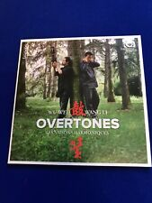 neu Overtones: die harmonische Seasons (2015) Wu wei Wang Li jazz CD Promo Kopie