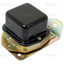 Ford 8N Tractor Voltage Regulator 6 Volt 8N10505C w/Mounting Plate - Made in USA