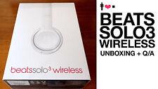 Beats Solo 3 Wireless Bluetooth On-Ear Headphones