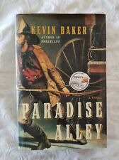 Paradise Alley by Kevin Baker   HC/DJ 1st Edition