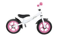 No Pedal Balance Bike Vivo V4.0 12'' EVA white pink