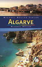 ALGARVE Michael Müller Reiseführer Portugal Lissabon 08 Reisehandbuch Faro NEU