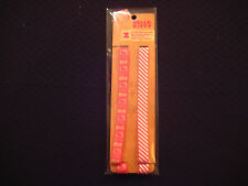 Hello Kitty - Elastic Book Bands - Package of 2 (Pink and Stripes Pink)