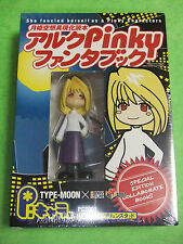 Arcueid Brunestud Fanta Book with LTD Pinky Street Type Moon Melty blood Japan!