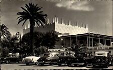 Cannes Frankreich CPA 1958 Le Palm Beach Partie am Hotel Parkplatz alte Autos