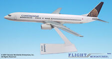 Flight Miniatures Continental Airlines 1991 Boeing 737-900 1:200 Scale New