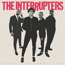 The Interrupters - Fight the Good Fight - New CD Album