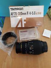 Sigma 70-300mm 1:4 5 6 D APO Super Macro Zoom Lens (Nikon Fit)