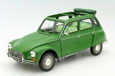 Voitures miniatures Citroën, 1:18