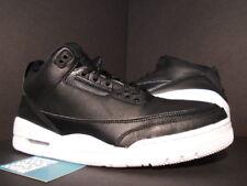2016 Nike Air Jordan III 3 Retro CYBER MONDAY BLACK WHITE 136064-020 NEW OG 8