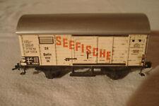 Fleischmann H0, Blech - Güterwagen geschlossen, US Zone