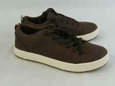 Sperry Kids SC - Cruise Boat Boy's Brown Shoes Size 1.5 M New