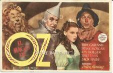 JUDY GARLAND FRANK BAUM WIZARD OF OZ ORIGINAL MGM SPANISH HERALD