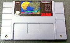 Secret of Mana 2 (Super Nintendo, SNES) **CARTRIDGE ONLY**