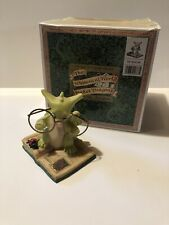 """""""The Scholar� Whimsical World Of Pocket Dragons With Box"""