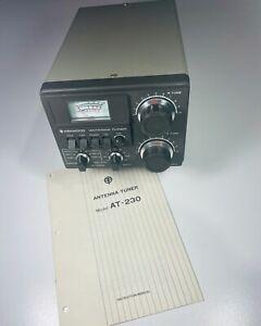 Kenwood 230 Antenna Tuner