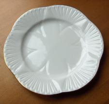 Shelley China England Regency pattern dessert plate~Dainty shape~Pristine-NR