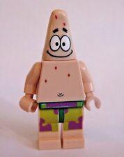 Lego Spongebob Squarepants PATRICK Minifigure 3827 3830 3832 3834
