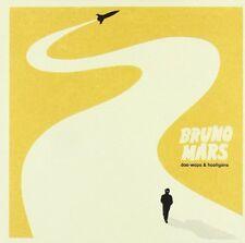 BRUNO MARS DOOWOPS & HOOLIGANS 2010 POP ROCK REGGAE FUSION CD NEW