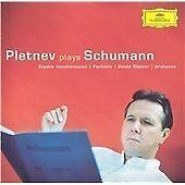 Schumann: Etudes symphonique; Fantasie, Op.17;  Bunte Blätter; Arabeske, Mikhail