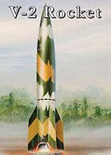 Pegasus Hobbies 1/48 V-2 Rocket Snap Together Plastic Model Kit 8416 Skill 1