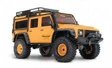 Traxxas trx-4 scale crawler Land Rover Defender Trophy 1:10 4x4 RTR #82056-4c
