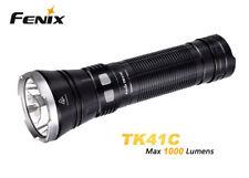 Fenix tk41 c flashlight multicolor red blue 1000 lumens